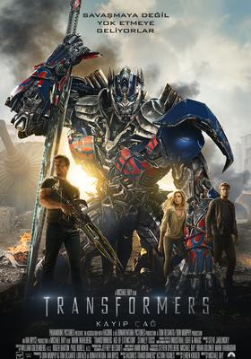 Transformers : Kayıp Çağ / Transformers: Age Of Extinction
