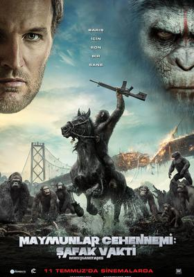 Maymunlar Cehennemi: Şafak Vakti / Dawn of the Planet of the Apes