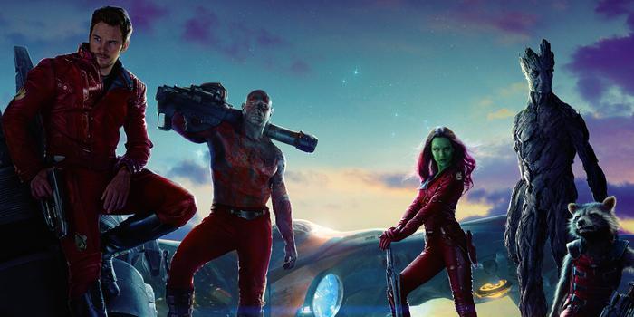 Galaksinin Koruyucuları / Guardians Of The Galaxy