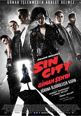Günah Şehri: Uğruna Öldürülecek Kadın / Sin City: A Dame to Kill For