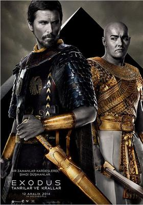 Exodus: Tanrılar ve Krallar / Exodus: Gods And Kings