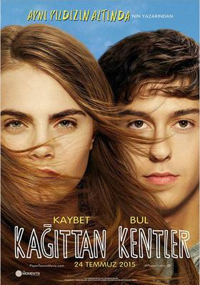 Kağıttan Kentler / Paper Towns