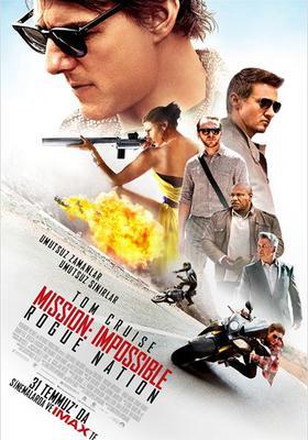Görevimiz Tehlike 5 / Mission: Impossible - Rogue Nation