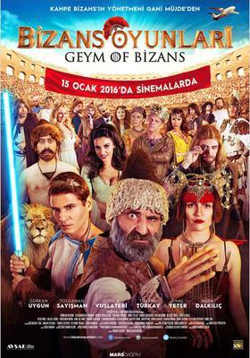 Bizans Oyunları: Geym of Bizans