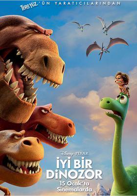 İyi Bir Dinozor / The Good Dinosaur