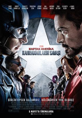 Kaptan Amerika: Kahramanların Savaşı / Captain America: Civil War
