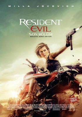 Resident Evil: Son Bölüm / 24 Şubat 2017 Vizyonda!