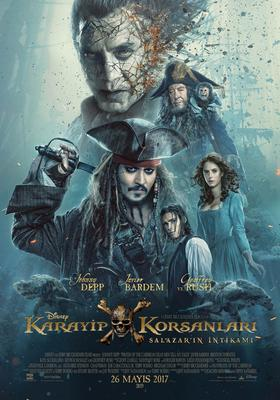 Karayip Korsanları Salazar'ın İntikamı / Pirates of the Caribbean: Dead Men Tell No Tales
