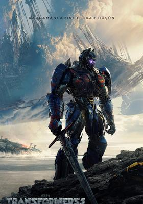 Transformers 5: Son Şövalye / Transformers: The Last Knight