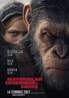 Maymunlar Cehennemi: Savaş / War For The Planet Of The Apes
