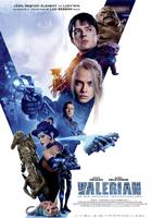 Valerian ve Bin Gezegen İmparatorluğu / Valerian and the City of a Thousand Planets