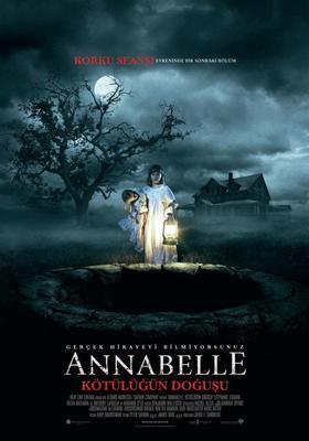 Annabelle: Kötülüğün Doğuşu / Annabelle: Creation