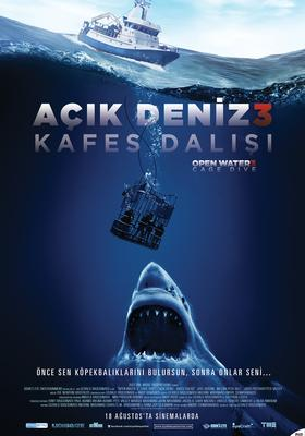 Açık Deniz: Kafes Dalışı / Open Water 3: Cage Dive