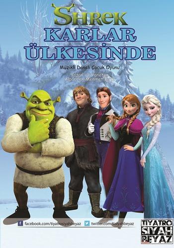 Shrek Karlar ülkesinde Biletiva