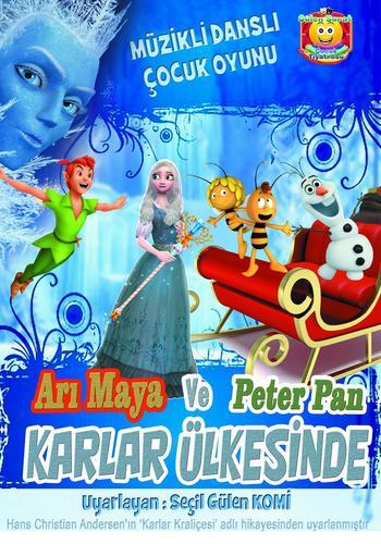 Arı Maya Ve Peter Pan Karlar ülkesinde Biletiva
