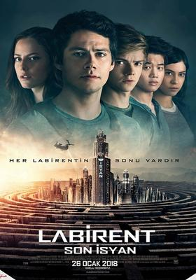 Labirent: Son İsyan /  Maze Runner: The Death Cure