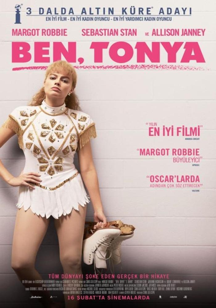 Ben, Tonya