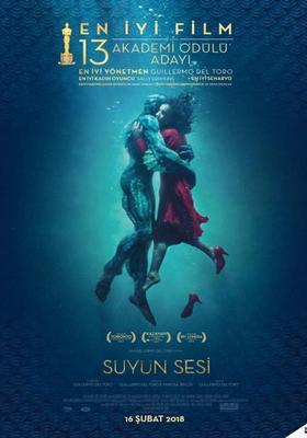 Suyun Sesi / The Shape of Water