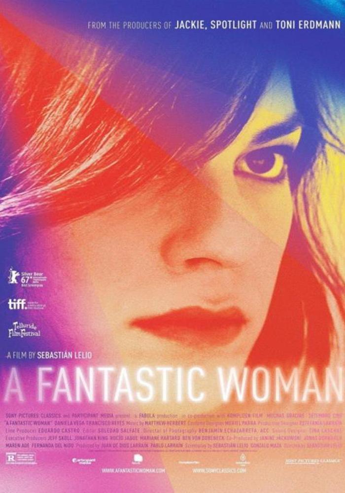 Muhteşem Kadın / Una mujer fantástica