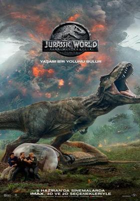 Jurassic World:Yıkılmış Krallık