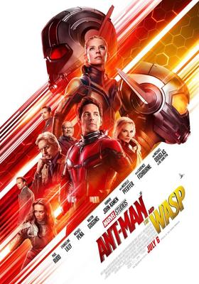 Ant-Man ve Wasp / Ant-Man and the Wasp / 06 Temmuz 2018 Vizyonda!