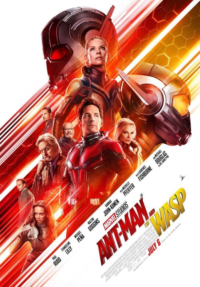 Ant-Man ve Wasp / Ant-Man and the Wasp