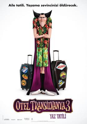 Otel Transilvanya 3: Yaz Tatili / Hotel Transylvania 3: Summer Vacation