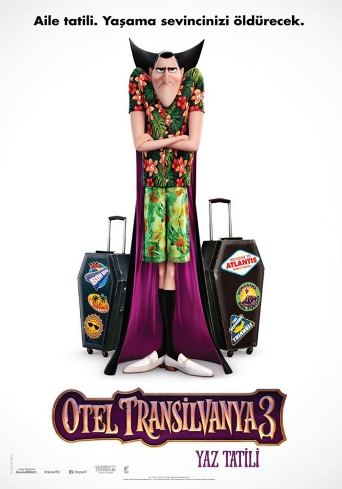 Otel Transilvanya 3: Yaz Tatili