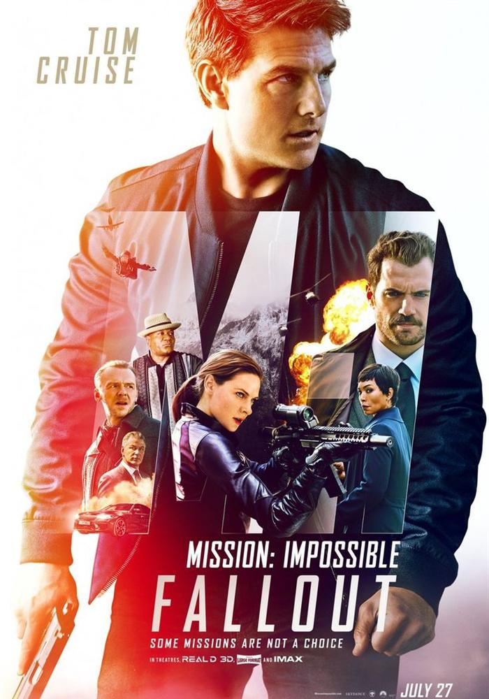 Mission: Impossible Yansımalar / Mission: Impossible - Fallout