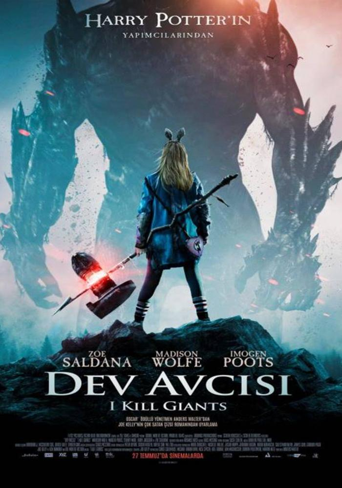Dev Avcısı / I Kill Giants