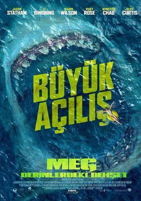 Derinlerdeki Dehşet / The Meg