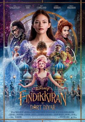 Fındıkkıran ve Dört Diyar / The Nutcracker and the Four Realms