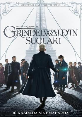 Fantastik Canavarlar: Grindelwald'ın Suçları / Fantastic Beasts: The Crimes Of Grindelwald