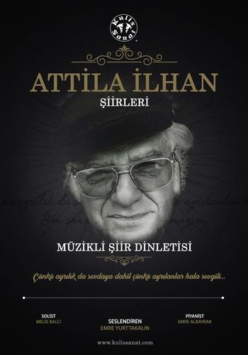Attila Ilhan şiir Dinletisi Biletiva