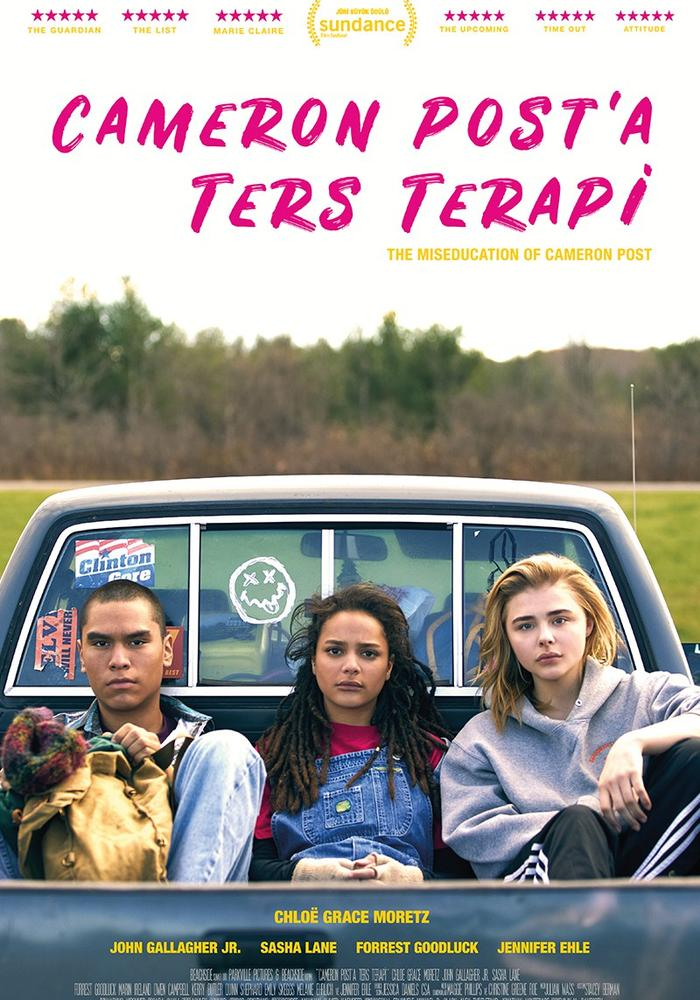 Cameron Post'a Ters Terapi / The Miseducation of Cameron Post