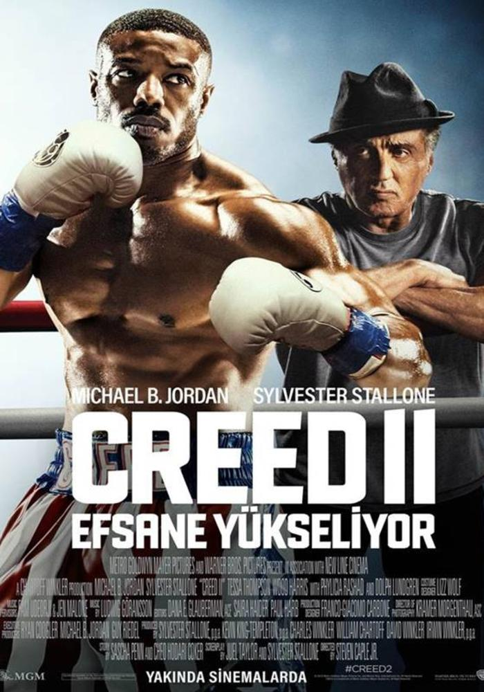 Creed II:Efsane Yükseliyor /  Creed II