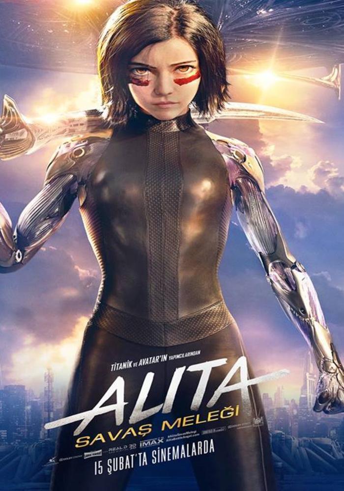 Alita: Savaş Meleği / Alita: Battle Angel