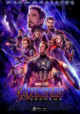 Avengers: Endgame / 26 Nisan 2019 Vizyonda!