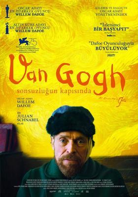 Van Gogh: Sonsuzluğun Kapısında / At Eternity's Gate
