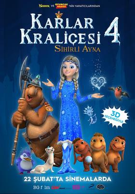 Karlar Kraliçesi 4: Sihirli Ayna / 22 Şubat 2019 Vizyonda!