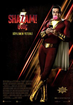 Shazam! / 05 Nisan 2019 Vizyonda!