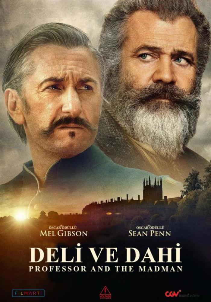 Deli ve Dahi / The Professor And The Madman
