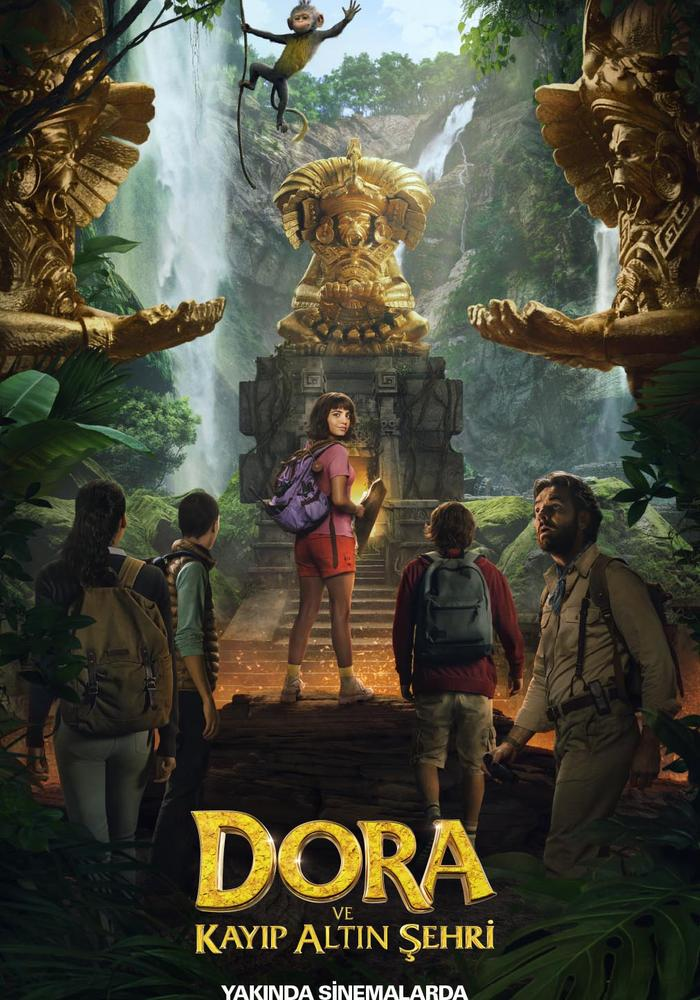 Dora ve Kayıp Altın Şehri / Dora and the Lost City of Gold