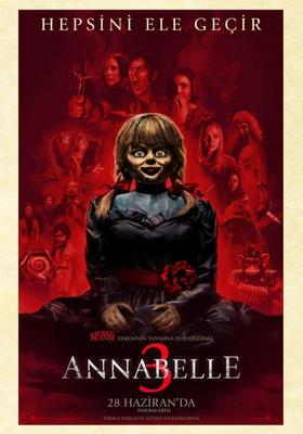 Annabelle 3 / Annabelle Comes Home