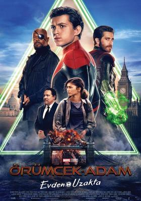 Örümcek-Adam: Evden Uzakta / Spider-Man: Far From Home
