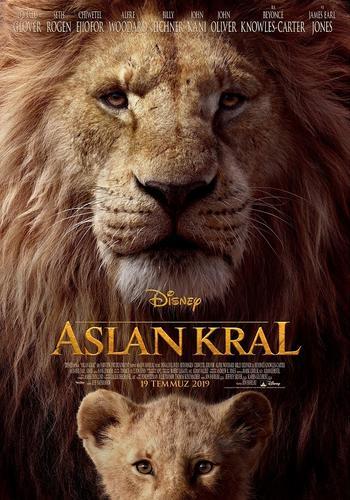 Aslan Kral / The Lion King