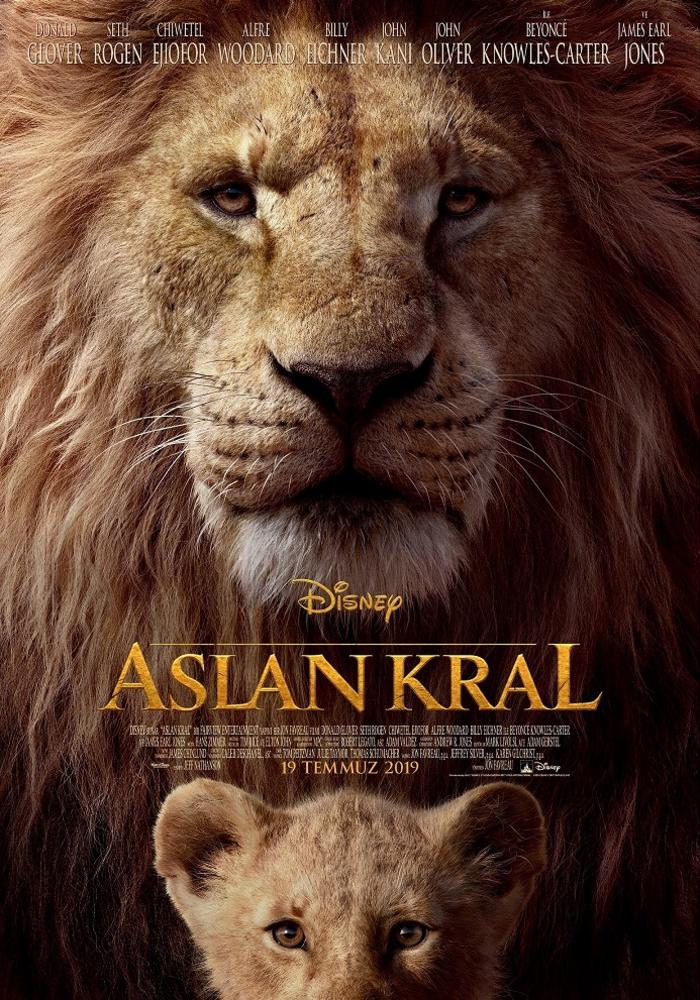 Aslan Kral / The Lion King