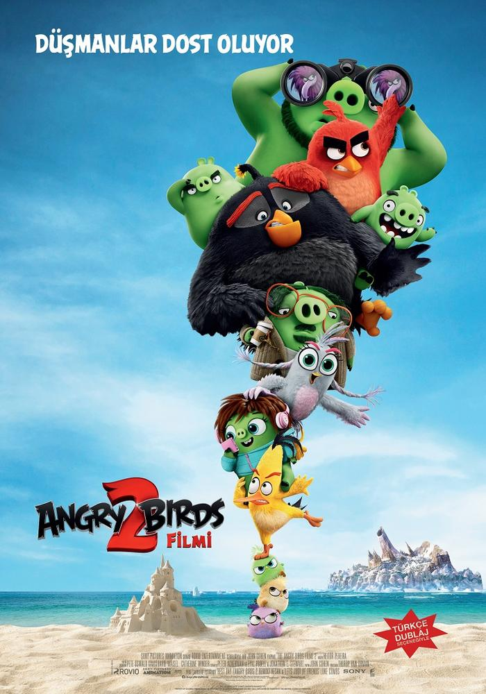 Angry Birds Filmi 2 / The Angry Birds Movie 2