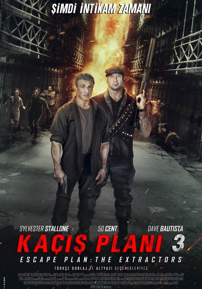 Kaçış Planı 3 / Escape Plan: The Extractors