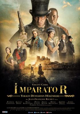 İmparator: Yeraltı Dünyasının Hükümdarı / The Emperor of Paris